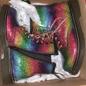 Dr marten boots size 10c 9k